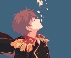 Manga Art, Anime Art, Anime Prince, Anime Version, Anime Profile, Ensemble Stars, 2d Art, Aesthetic Art, Artist Art