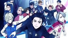 Yuri on ice Opening Full [Sub español] ~ History Maker
