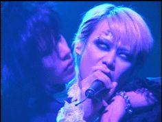 Dir en grey, Kyo and Toshiya