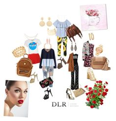 """""""Sales!DLRBOUTIQUE."""" by rannegomez on Polyvore featuring Monse, Christian Dior, RED Valentino, Alice + Olivia, Charlotte Olympia, Yves Saint Laurent, Boohoo, Dolce&Gabbana, WithChic and MANGO"""