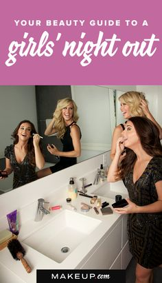 There's on thing about Girl's Night Out that we know to be true: It will ALWAYS be a blast. Before you and your girls plan your next night out on the town, take a peek at our guide for getting the best hair and makeup for ladies night. You'll want to read these helpful tips.