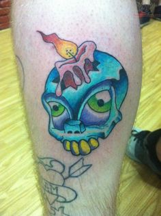 ... com img src http www tattoostime com images 225 new school skull