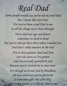 Step Dad Quotes And Sayings Every Father Deserves Recogination