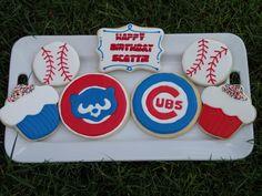 Chicago Cubs Birthday Set