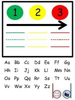 Segmenting tool to learn to spell and sound out words