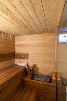 Soukromá rodinná sauna v Brně - Sauna. Sauna Design, Sauna Room, Bathtub, Cute Kittens, Standing Bath, Bathtubs, Bath Tube, Bath Tub, Tub