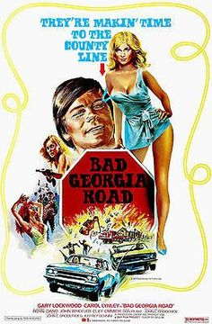 Bad Georgia Road - 1977 - Movie Poster