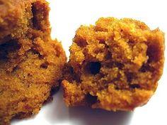 Recipe for pumpkin harvest muffins