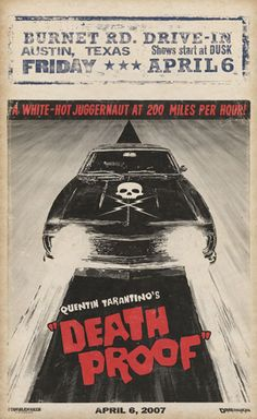 """Death Proof"" (directed by Quentin Tarantino)"