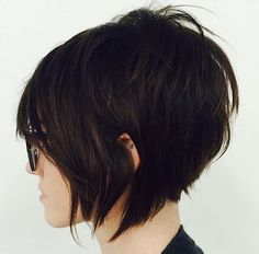 Short Textured Bob Hairstyles