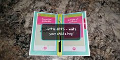 Minimize your child's anxiety and maximize your connection with Little Jots during this back to school season! First Day Of School, Back To School, Lunch Box Notes, Your Child, Note Cards, Hug, Anxiety, Connection, Writing
