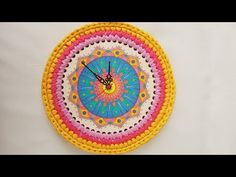 Pólófonalazz velünk! - ÉNIDŐ horgolt mandala óra - YouTube Crochet, Youtube, Ganchillo, Crocheting, Knits, Youtubers, Chrochet, Youtube Movies, Quilts