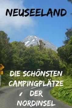 Wenn Du Neuseeland bereist, dann ist ein Roadtrip die beste Reiseart. Und wo kann man schöner übernachten als auf Campingplätzen in mitten Neuseelands einzigartiger Natur!?!