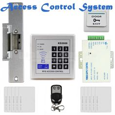 64.78$  Watch here - http://alil2t.worldwells.pw/go.php?t=1158235282 - DIYSECUR Remote Control 125KHz RFID ID Card Reader Password Keypad Access Control Security System Kit + Strike Lock KD2000 64.78$