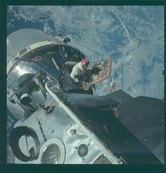 AS09-20-3069 | Apollo 9 Hasselblad image from film magazine … | Flickr