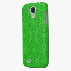 Awesome! This Green abstract pattern samsung galaxy s4 cases is completely customizable and ready to be personalized or purchased as is. It's a perfect gift for you or your friends.