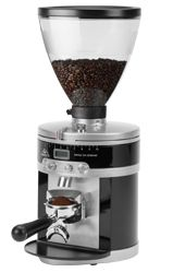The K 30 Vario Espresso Grinder from Mahlkonig is a very precise programmable grinder with no-hands operation and grind-on-demand features. Pairing it with a semi-automatic espresso machine will create your professional coffee service. V60 Coffee, Coffee Shop, Coffee Maker, Coffee Grinders, Coffee Machine, Blue Cafe, Automatic Espresso Machine, Coffee Equipment, Amazon Coffee