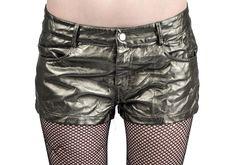 LIP SERVICE Fashion Victim shorts