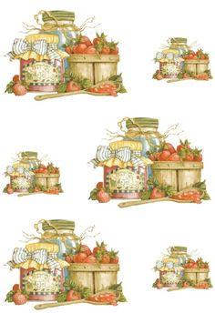 ::Decoupage de Animais:: Decoupage Vintage, Decoupage Paper, Vintage Paper, Paper Art, Paper Crafts, Image 3d, Decoupage Printables, Foto Transfer, Country Paintings