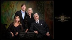 Family & Group Portraits by NC Portrait Artist William Branson III