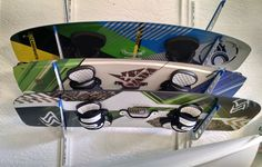 kite surfer board holders - Google Search