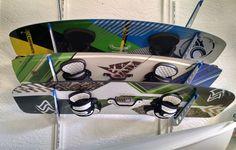 kite surfer board holders - Google Search
