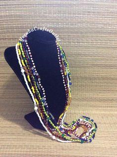 1f781c5824d Santeria collares set of obatala