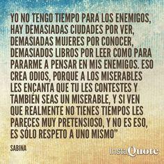 Sabina.