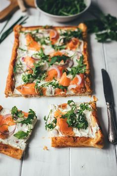 Thin Crust Pizza, Pizza Dough, Quiches, Spanakopita, Pizza Recipes, Vegetable Pizza, Tapas, Cravings, Food And Drink