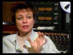 LAURIE ANDERSON - On Performance,  ART/new york No. 54 (excerpt)