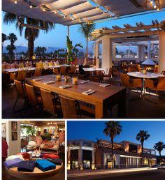 Palm Desert Restaurant | Restaurants Palm Desert | Tommy Bahama Palm Desert.  mooie sfeervolle uitstraling, met de juiste belichting en kleuren in het restaurant, waardoor het ook een tikje romantiek uitstraalt