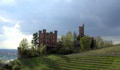 Ortenberg Castle - Black Forest-Germany