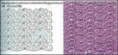 patrones,crochet,ganchillo,esquemas,gráficos,diagramas,mantas,puntillas,puntos para tejer ,grannys,chal,ropa bebé,zapatito bebé ,escarpines,