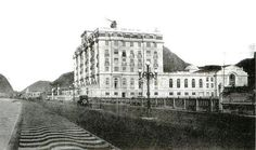 Hotel Copacabana palace em 1923                                                                                                                                                                                 Mais
