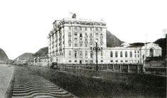 Em 1923, foi inaugurado, na Avenida Atlântica, o Hotel Copacabana Palace, que se tornou um dos símbolos do bairro e da cidade.