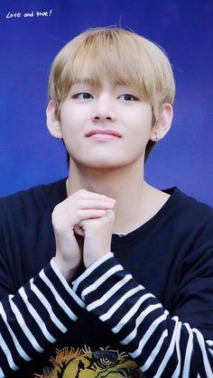 170224 Music Bank Taehyung fansign