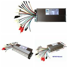 60V 64V 800W 1000W Dual-mode Electric Cars Electric Tricycle Brushless Controller Reverse Third Gear