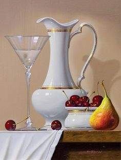Realistic Still Life Paintings By Spanish Artist Javier Mulio - Fine Art… Still Life Drawing, Painting Still Life, Still Life Art, Image Halloween, Image Nature Fleurs, Hyper Realistic Paintings, Still Life Photos, Spanish Artists, Spanish Painters