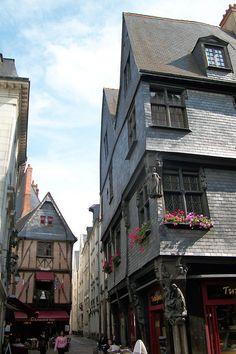Ville de Tours - France