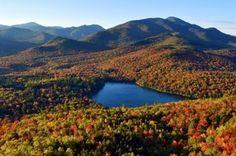 Adirondack Mountain Club - fall hikes