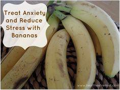 Banana Natural Beta Blocker for Anxiety - Health Extremist