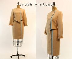 80s Geoffrey Beene XS / 1980s Skirt and Jacket  / by CrushVintage