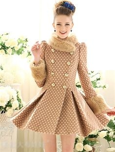 Yep... Need this coat also! I might as well have one for each day of the week!