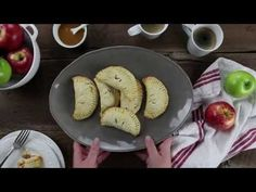 Learn how to make delicious Apple Hand Pies with this step-by-step video from My Baking Addiction in collaboration with Crisco.