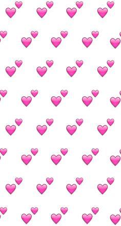 Emoji Wallpaper Iphone, Heart Wallpaper, Aesthetic Iphone Wallpaper, Aesthetic Wallpapers, Wallpaper Backgrounds, Girl Photography, Cute Wallpapers, Picsart, Overlays