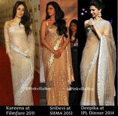 Bollywood #Saree