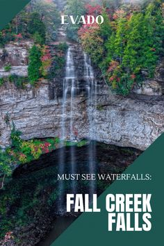 Tennessee State Parks, Camping In Tennessee, Waterfalls Near Nashville, Rock Island State Park, Mexico Resorts, Hiking With Kids, Visit Mexico, Travel Inspiration, Travel Ideas