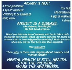 Truth about Anxiety