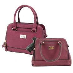 Usually ships 1-2 business days. Cameleon Concealed Carry Handbags...... because…