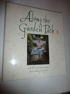 Along The Garden path Book find me at www.dandeepop.com